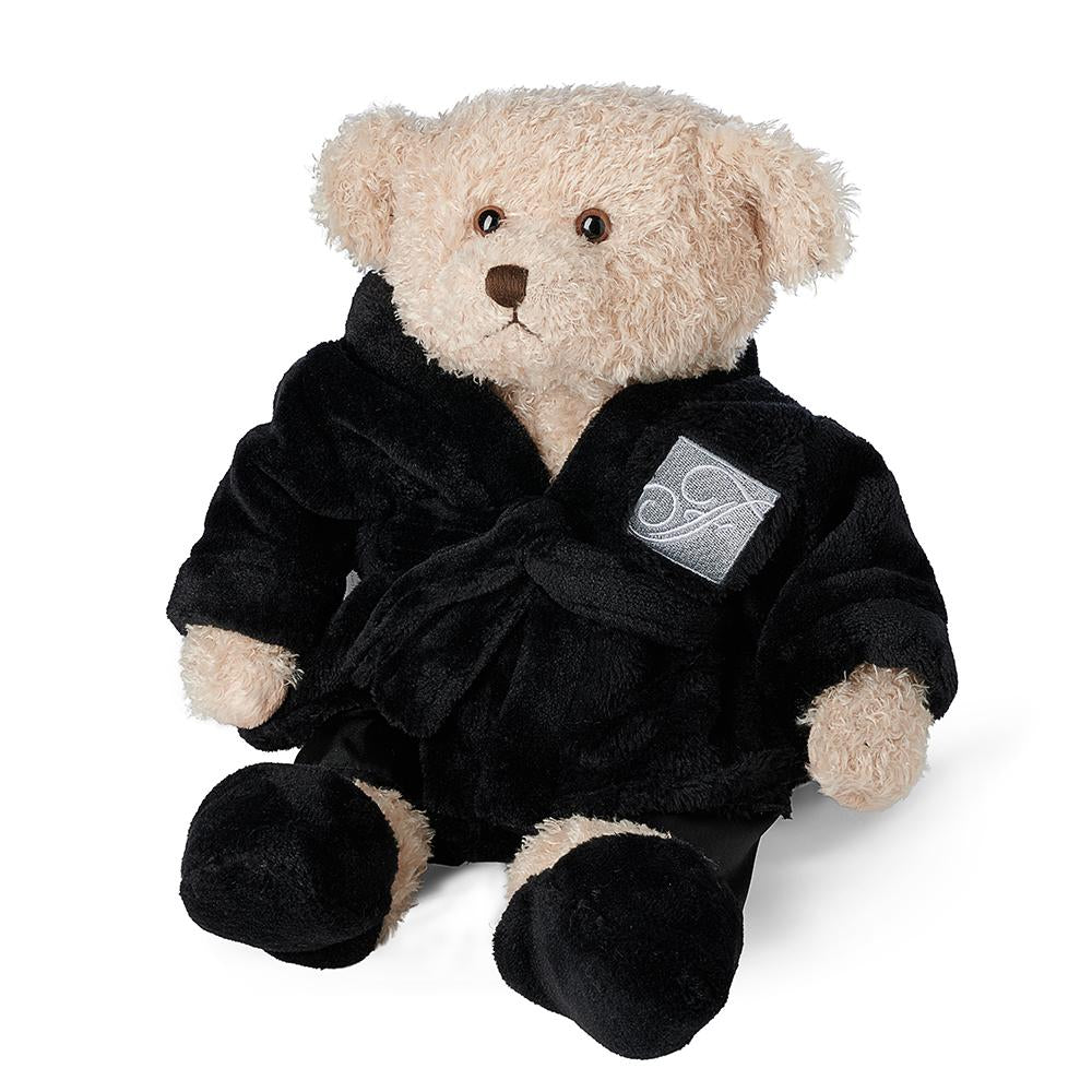 Fairmont Bear in Black Robe