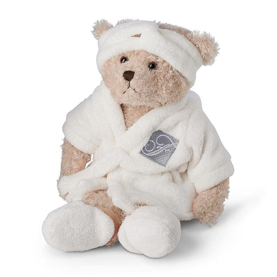Willow Bear in White Robe