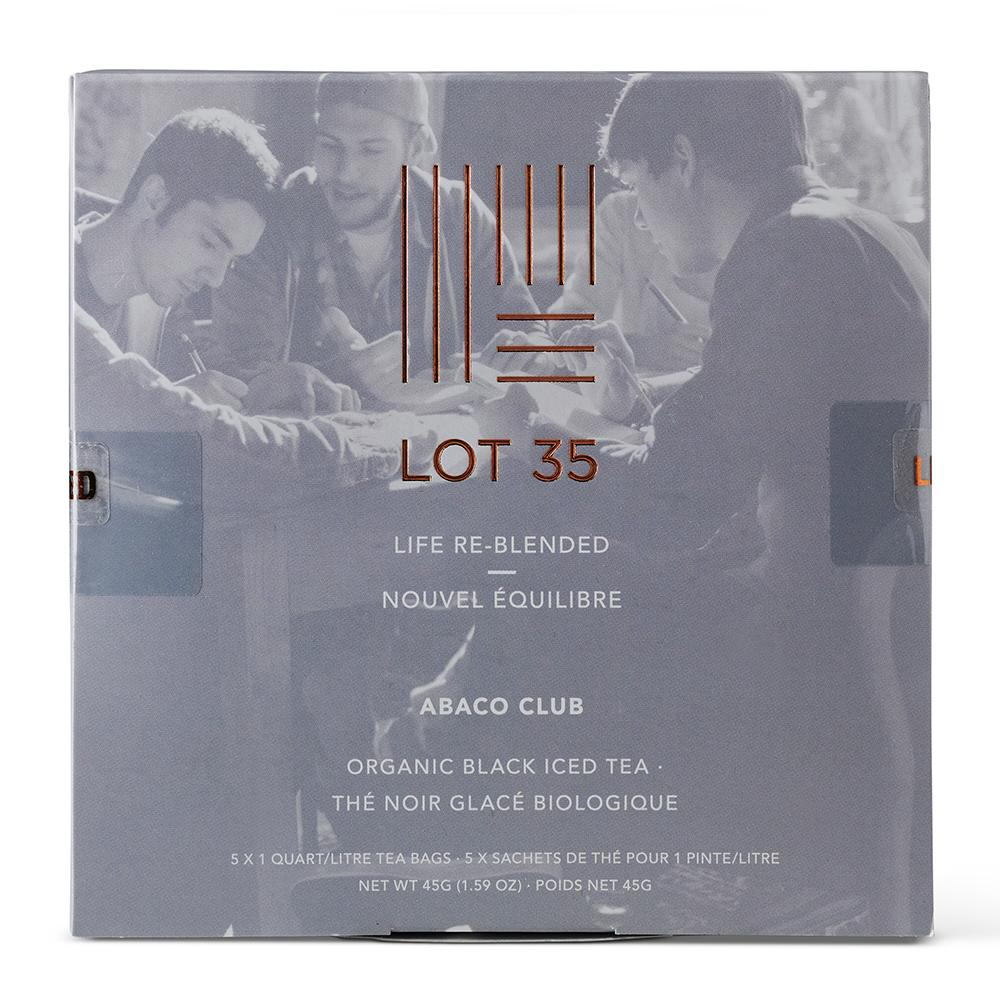 Abaco Club Iced Tea by Lot 35