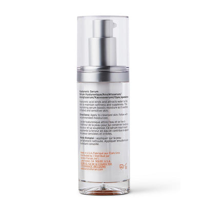 Kerstin Florian Correcting Hyaluronic Serum back label