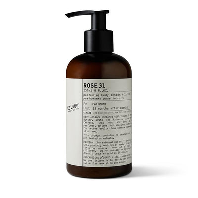 Le Labo Rose 31 Perfuming Body Lotion