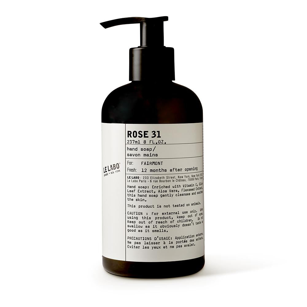 Le Labo Rose 31 Hand Wash