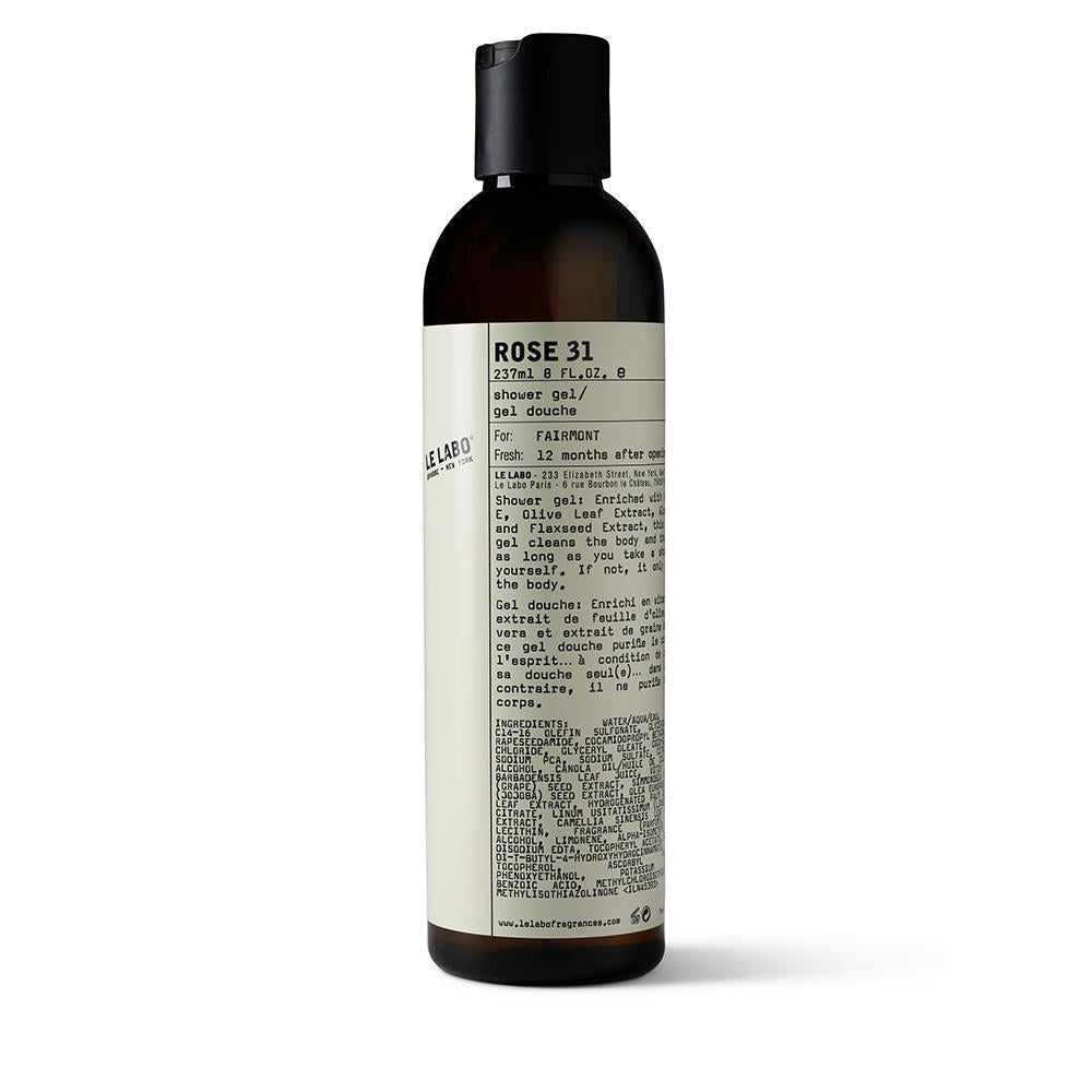 Le Labo Rose 31 shower gel