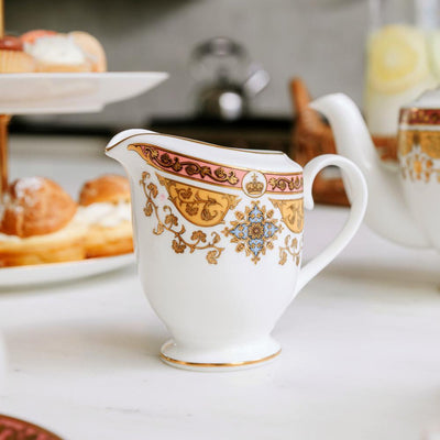 Library Collection - creamer/milk jug in table setting