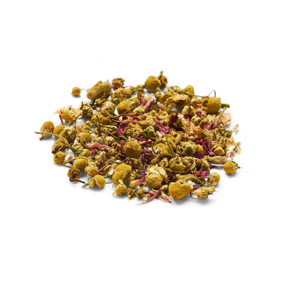 Organic Egyptian Camomile loose leaf (Decaf) tea leaves by Lot 35