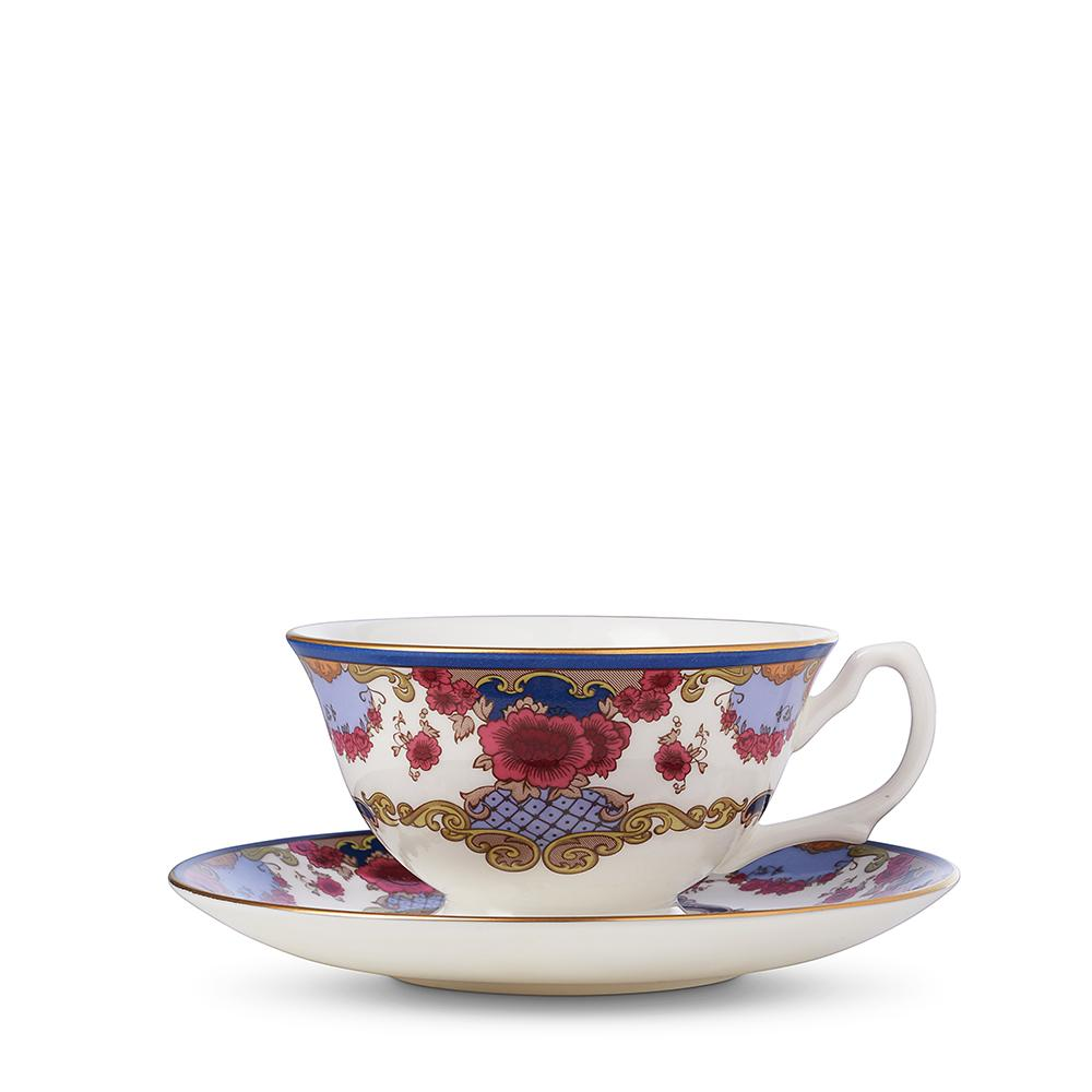 Empress Royal China Cup & Saucer