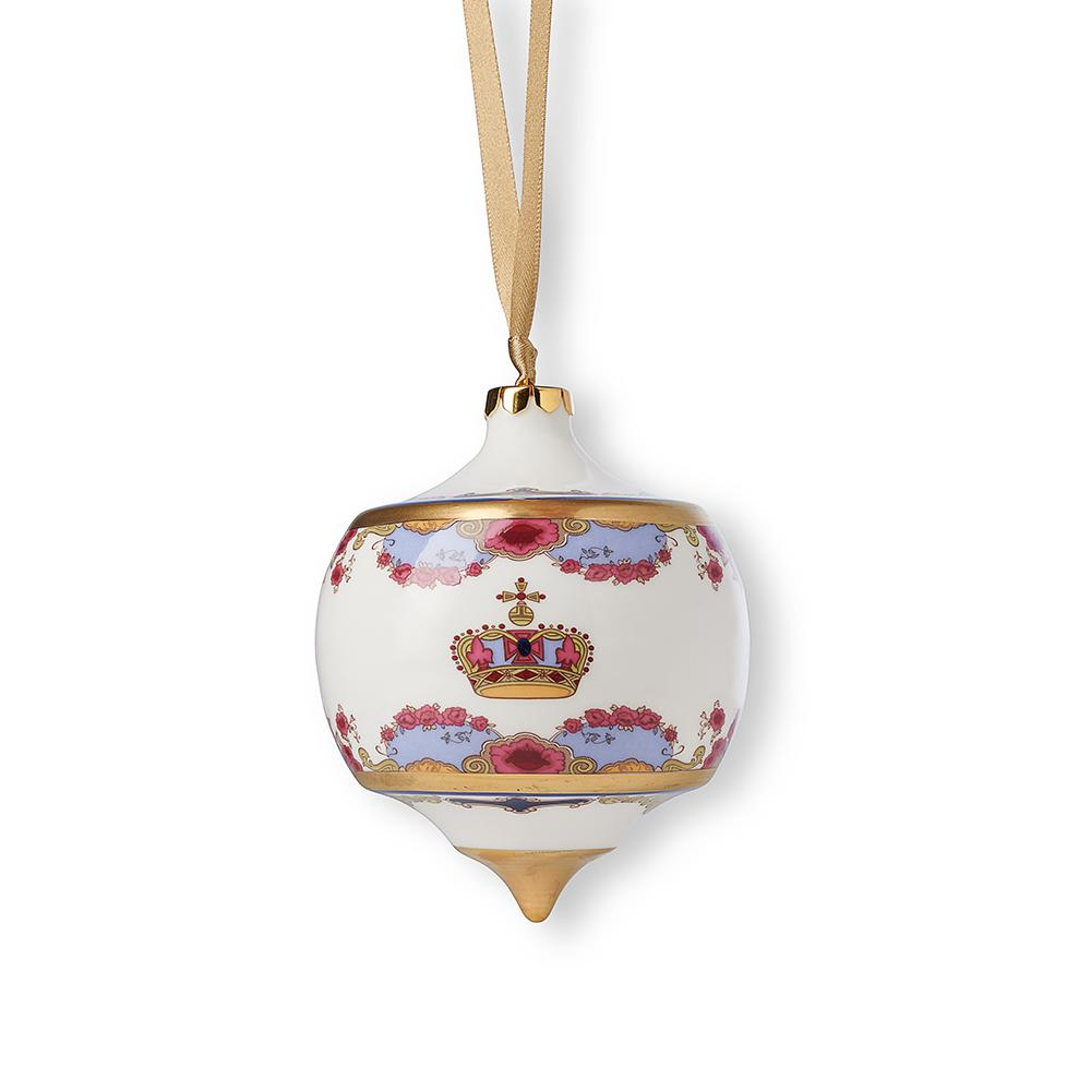 Empress Royal Pattern Ornament