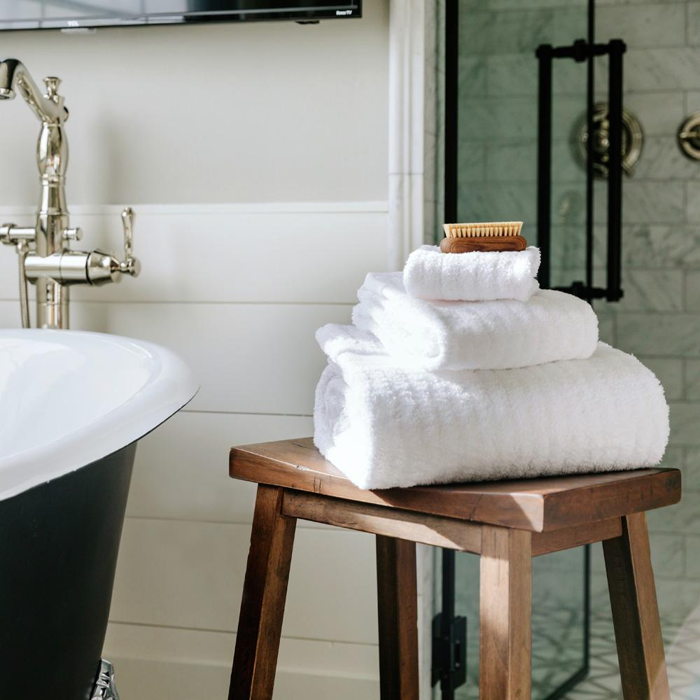 Fairmont towels collection
