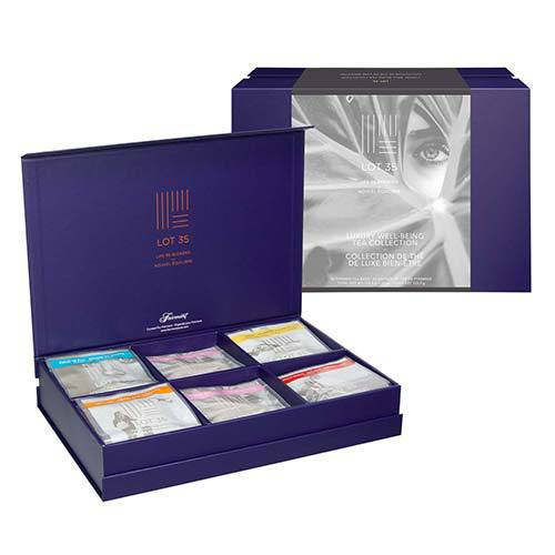 Luxury Well-Being Tea Collection - 42 Bags