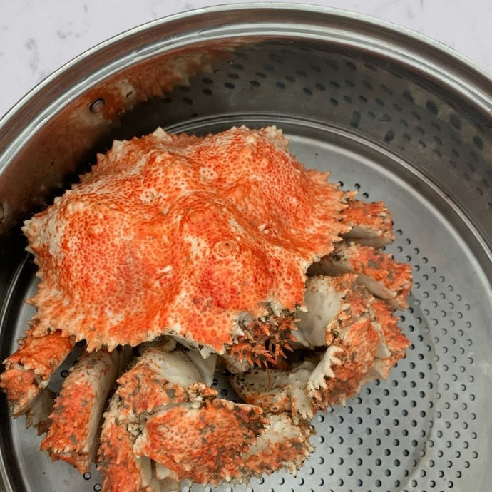 How to Cook Box Crab