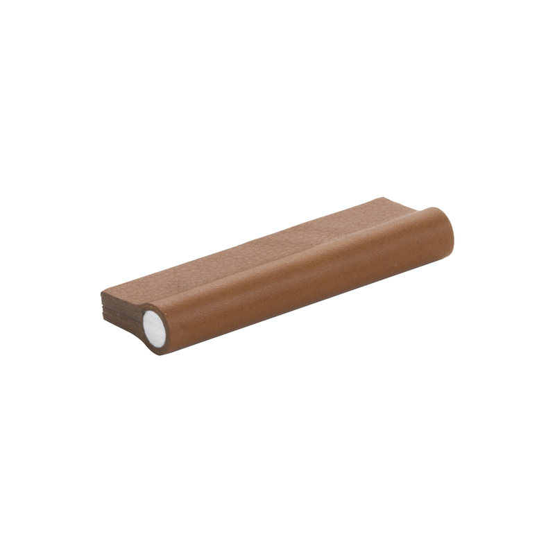Premium Como Leather Pull - Tan