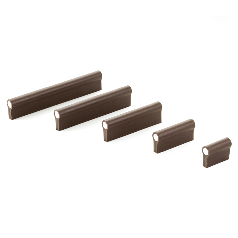 Premium Como Leather Pull - Chocolate