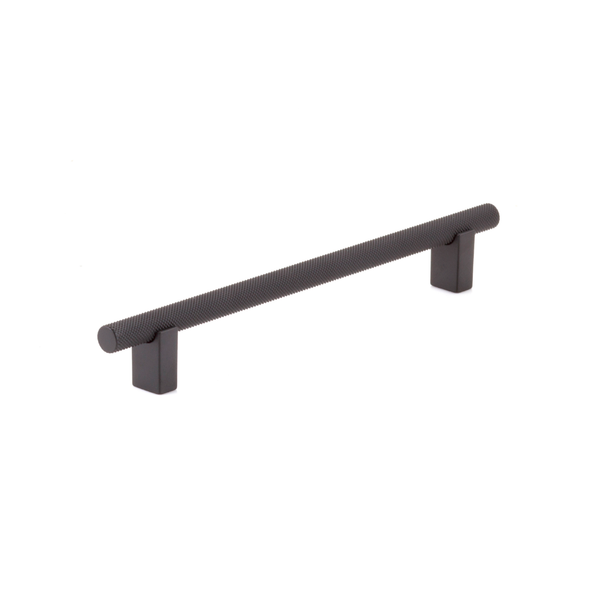 Arezzo Knurled Bar Handle - Single Fixing Post