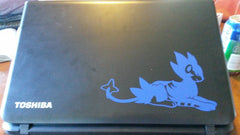 Luxray Laptop Vinyl Sticker Decal