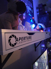 Aperture Laboratories Vinyl Sticker Decal