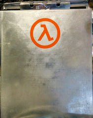 Half-Life Lambda Vinyl Sticker Decal