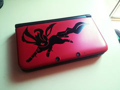Leafeon 3DS XL Vinyl Sticker Decal