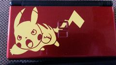 Pikachu Vinyl Sticker Decal