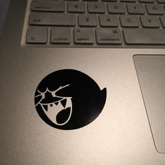 Boo Vinyl Sticker Decal