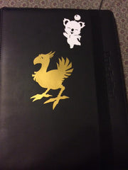 Final Fantasy Chocobo & Moogle Vinyl Sticker Decals