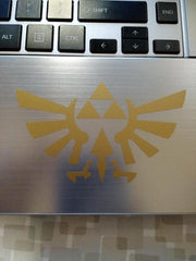 Hylian Crest Vinyl Sticker Decal