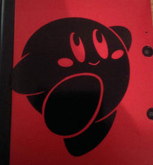 Kirby Vinyl Sticker Decal