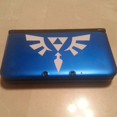Lorule Crest 3DS XL Vinyl Sticker Decal