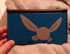Navi 3DS XL Vinyl Sticker Decal