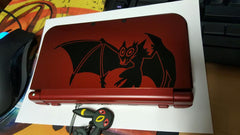 Noivern 3DS XL Vinyl Sticker Decal