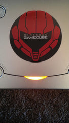 Samus Head Vinyl Sticker Decal