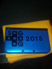SGDQ 2015 Vinyl Sticker Decal