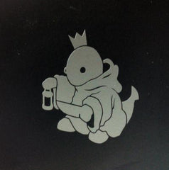 Tonberry King Vinyl Sticker Decal
