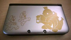 Tonberry King 3DS XL Vinyl Sticker Decal