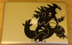 Tyranitar Vinyl Sticker Decal