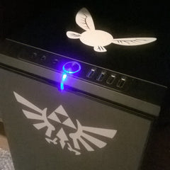 Legend of Zelda Vinyl Sticker Decals