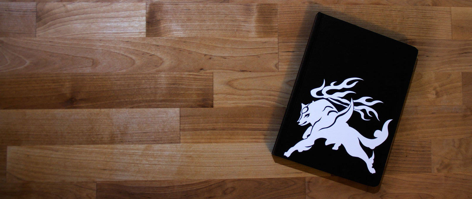 Okami Amaterasu Vinyl Sticker Decal