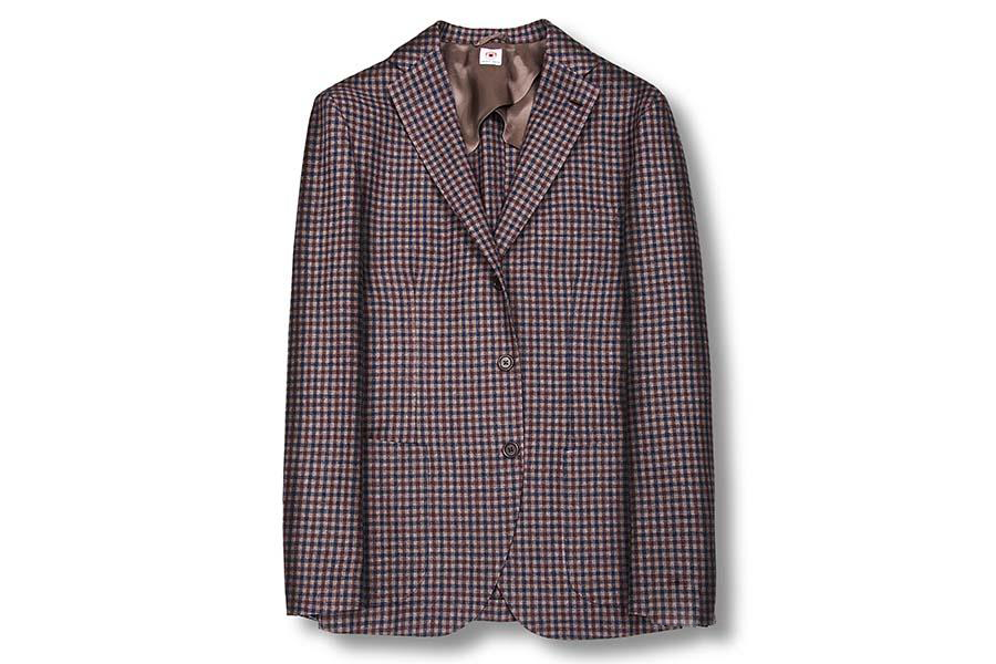 Luigi Borrrelli Blazer Brown