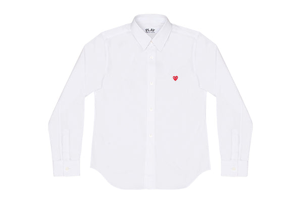 CDG PLAY Woman Little Red Heart