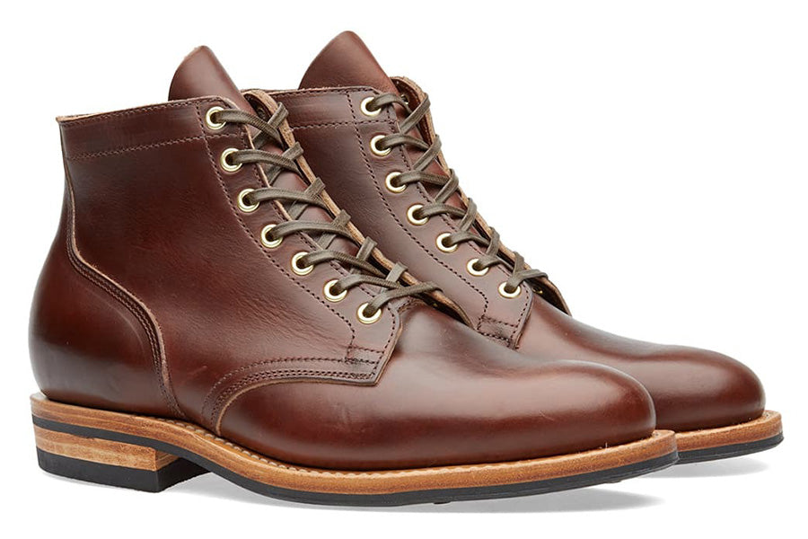 Viberg Service Boot Brown Chromexcel Dainite
