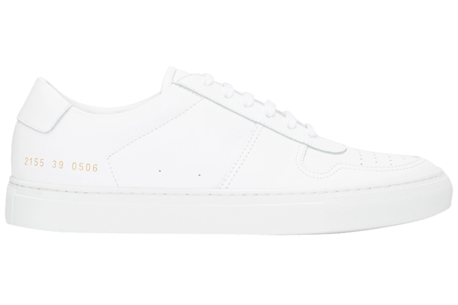 Common Projects BBall Low Blanco