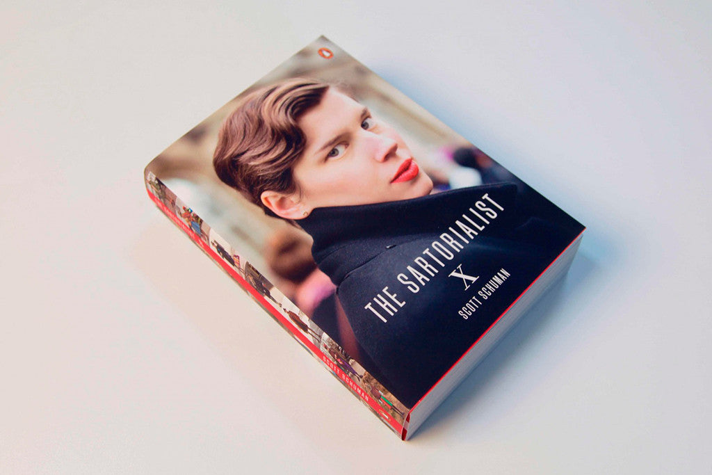 The Sartorialist: X Book