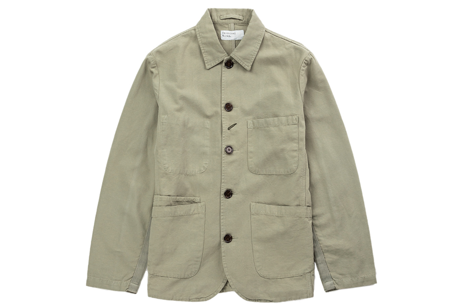 Bakers Jacket Laurel