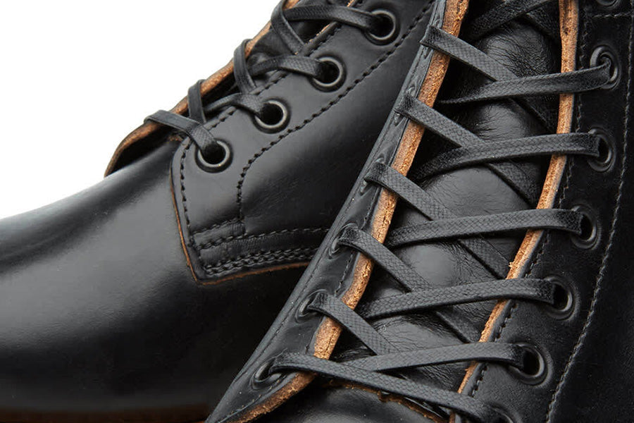 Viberg Service Boot Black Chromexcel Dainite