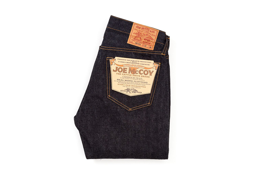 Joe McCoy Lot.991XH Denim