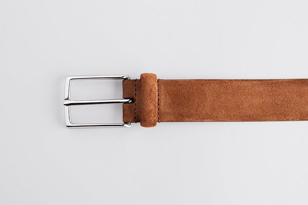 Anderson's Belt Suede Leather