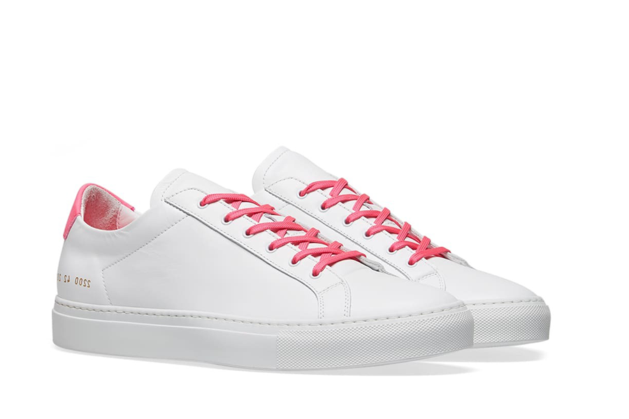 Retro Low Fluo Pink for Woman