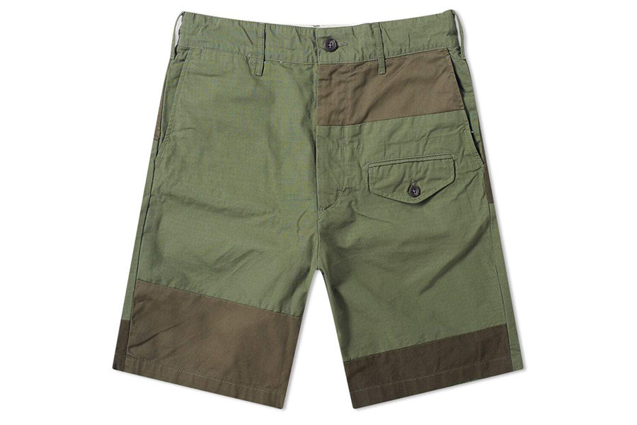 Ghurka Short Green