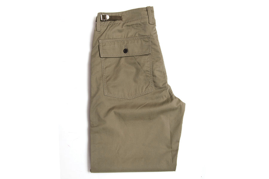 Our Legacy Army Pants-Olive 1185APOTT