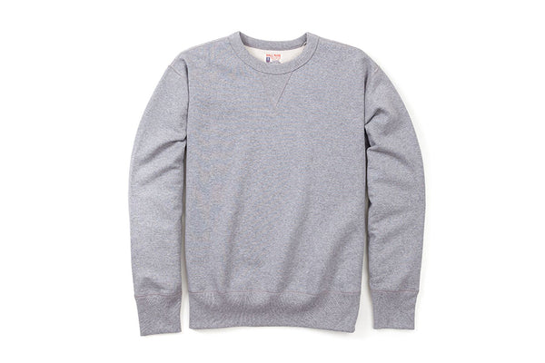 The Real McCoy's sweatshirt grey