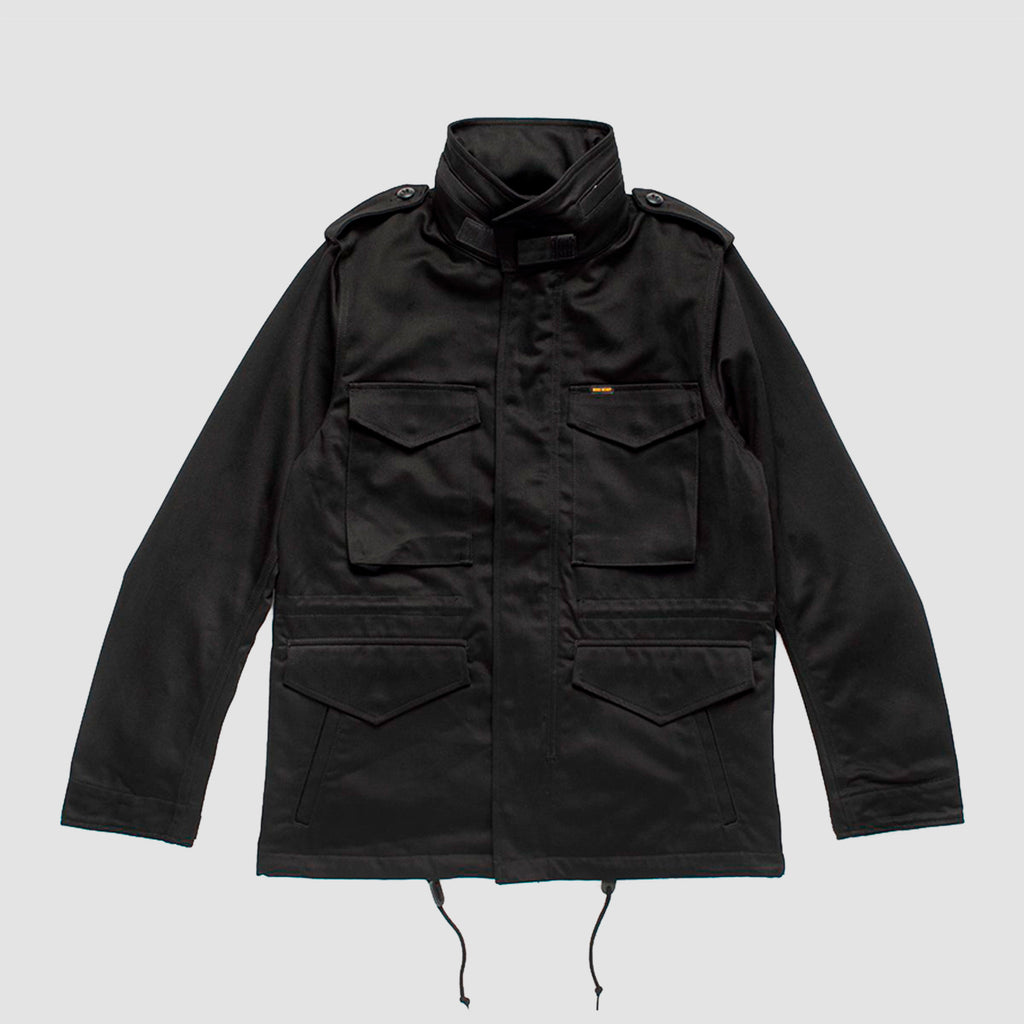 Iron Heart IHM-27 M65 Field Jacket Black